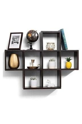 Unique Living Room Floating Shelves Design Ideas For Great Home Organization 36
