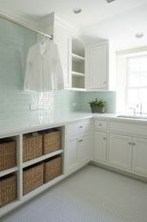 Wonderful Bright Laundry Room Designs Ideas That You Need To Try 01