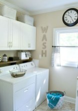 Wonderful Bright Laundry Room Designs Ideas That You Need To Try 02
