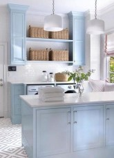 Wonderful Bright Laundry Room Designs Ideas That You Need To Try 09