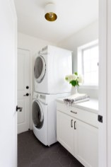 Wonderful Bright Laundry Room Designs Ideas That You Need To Try 14