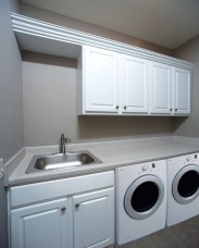 Wonderful Bright Laundry Room Designs Ideas That You Need To Try 23