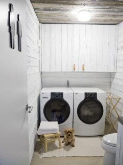 Wonderful Bright Laundry Room Designs Ideas That You Need To Try 31