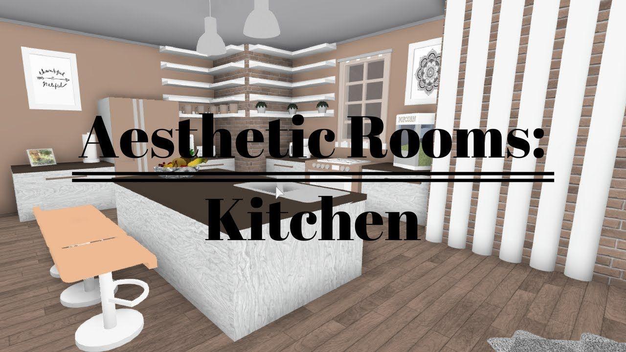 Cute Bloxburg Kitchen Ideas