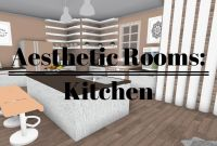 Cute Bloxburg Kitchen Ideas