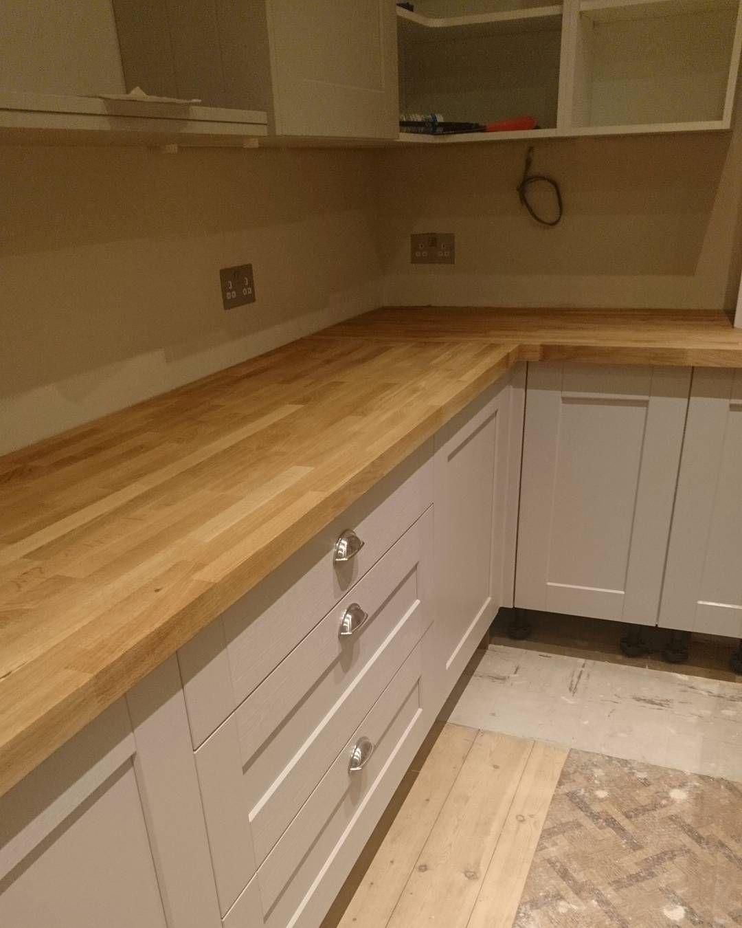 Howdens Kitchen Worktop Oil