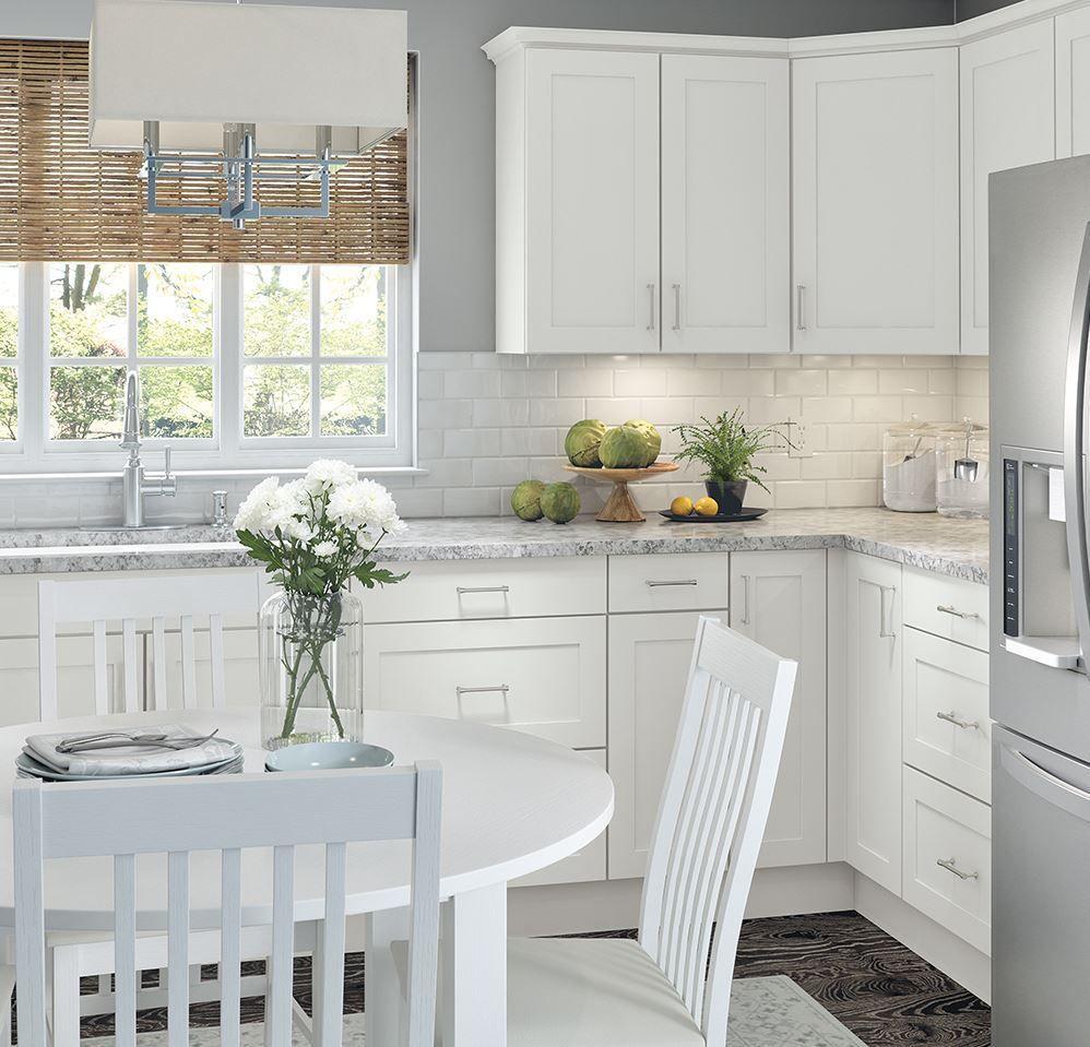 Kitchen Cabinets Home Depot White