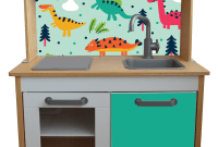 Ikea Play Kitchen Stickers