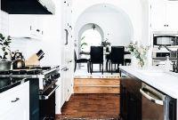 Black White Kitchens Modern