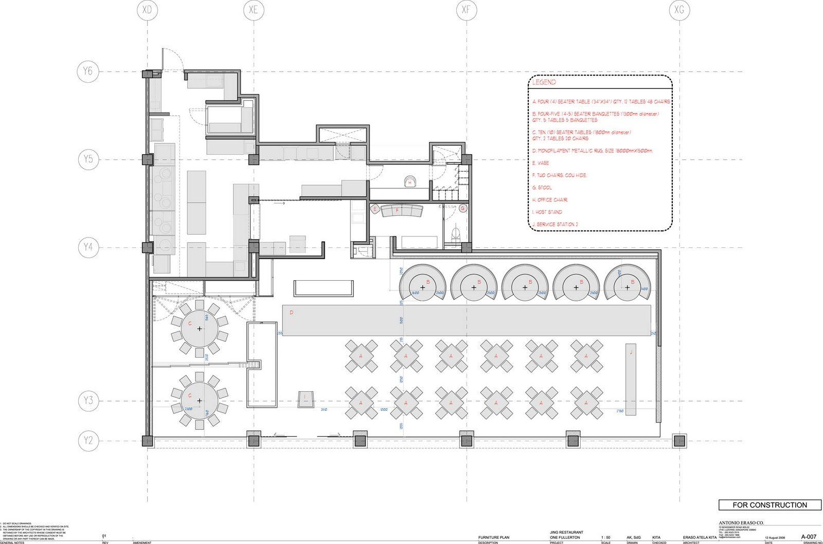Free Restaurant Kitchen Design Layout