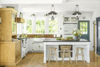 Country Style Kitchens Images