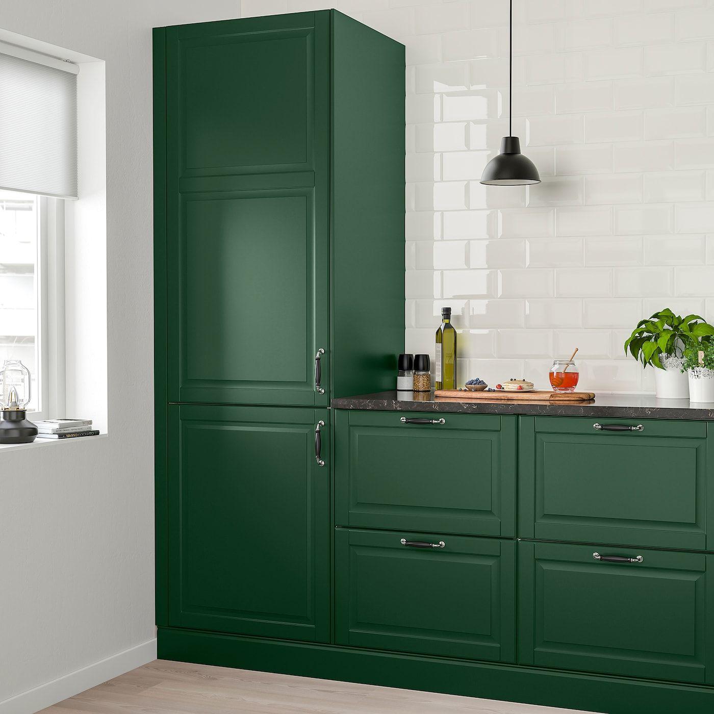Ikea Kitchen Cabinets Green