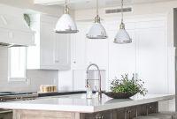 White Kitchen Ideas With Island