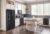 Photos Of Kitchens With Black Appliances