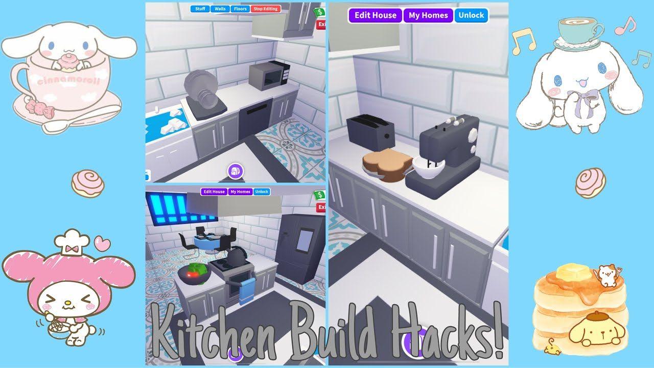 Kitchen Ideas For Adopt Me Roblox