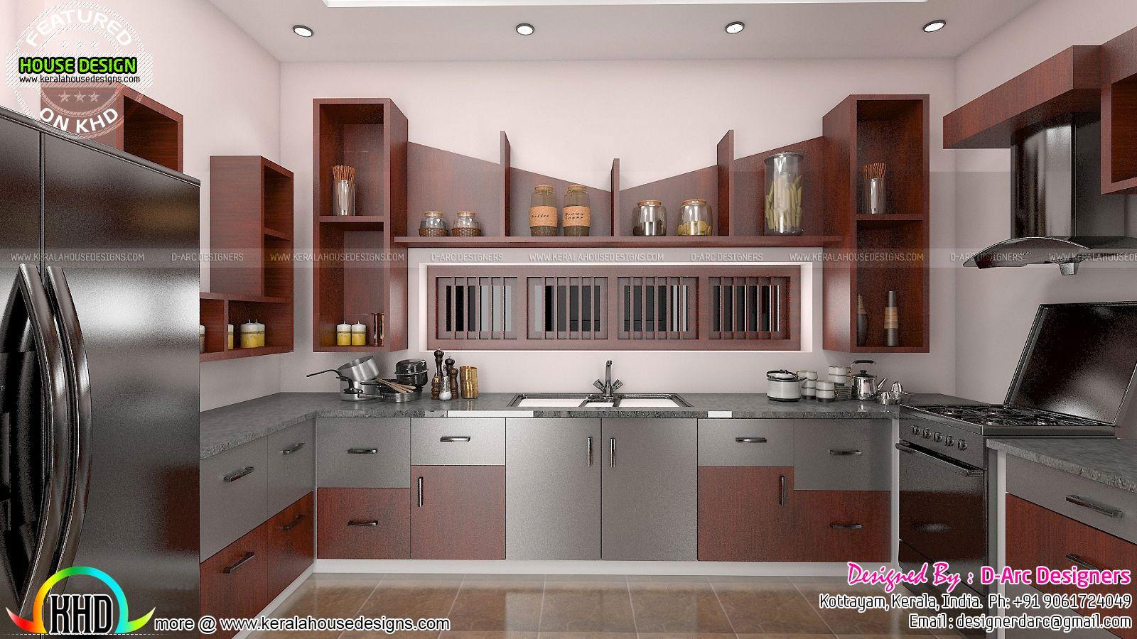 Kitchen Design Interior Kerala