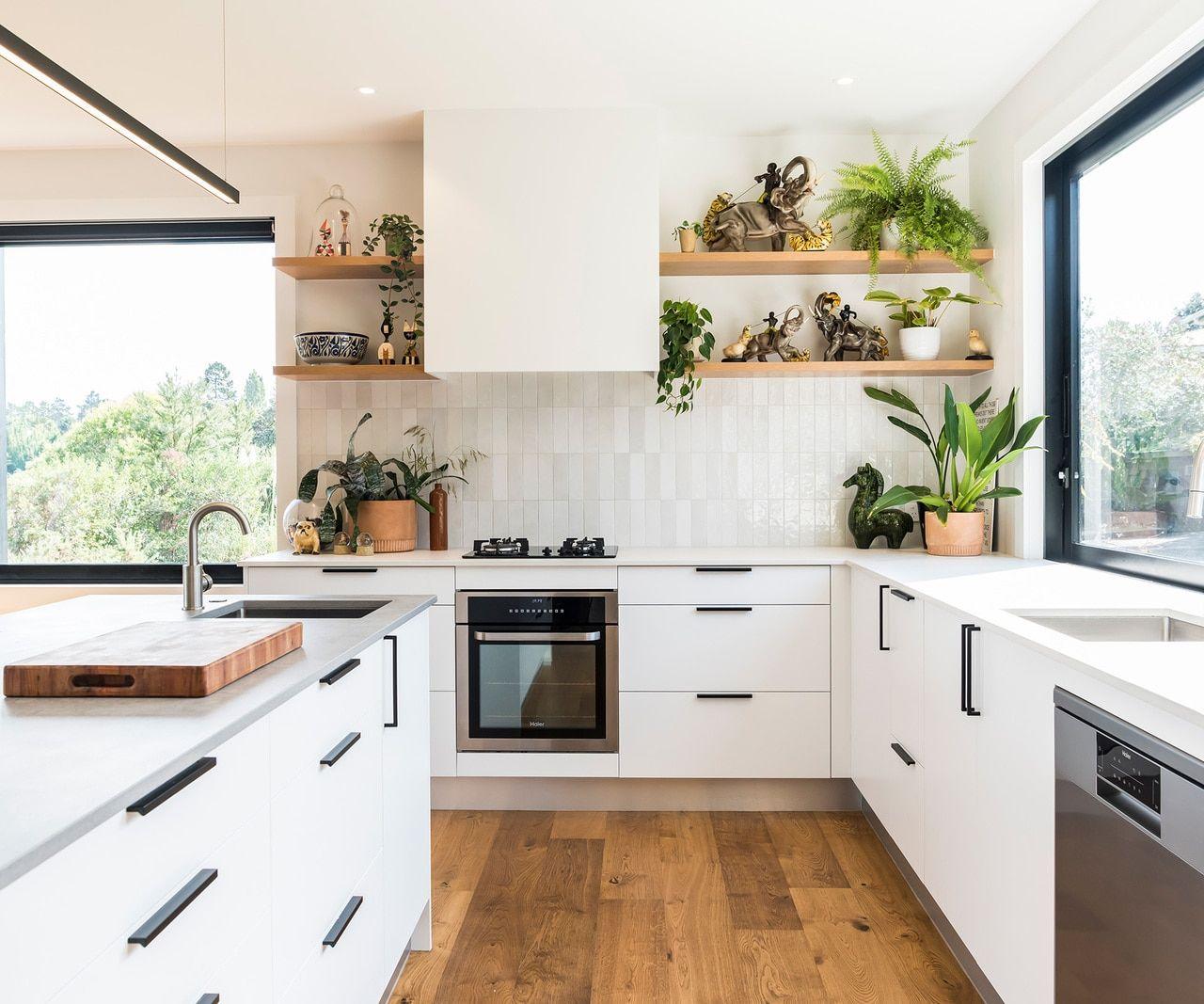 White Gloss Kitchens 2020