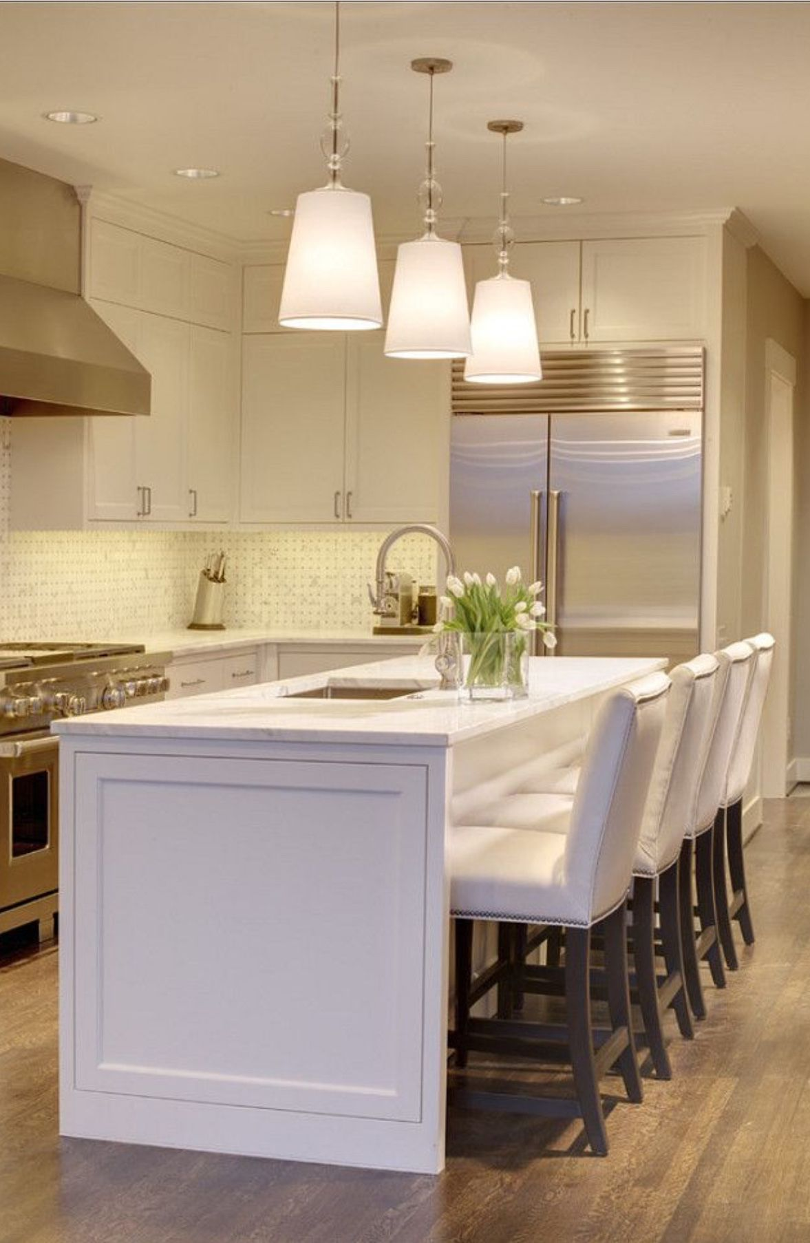 Small Kitchens With Island Bench