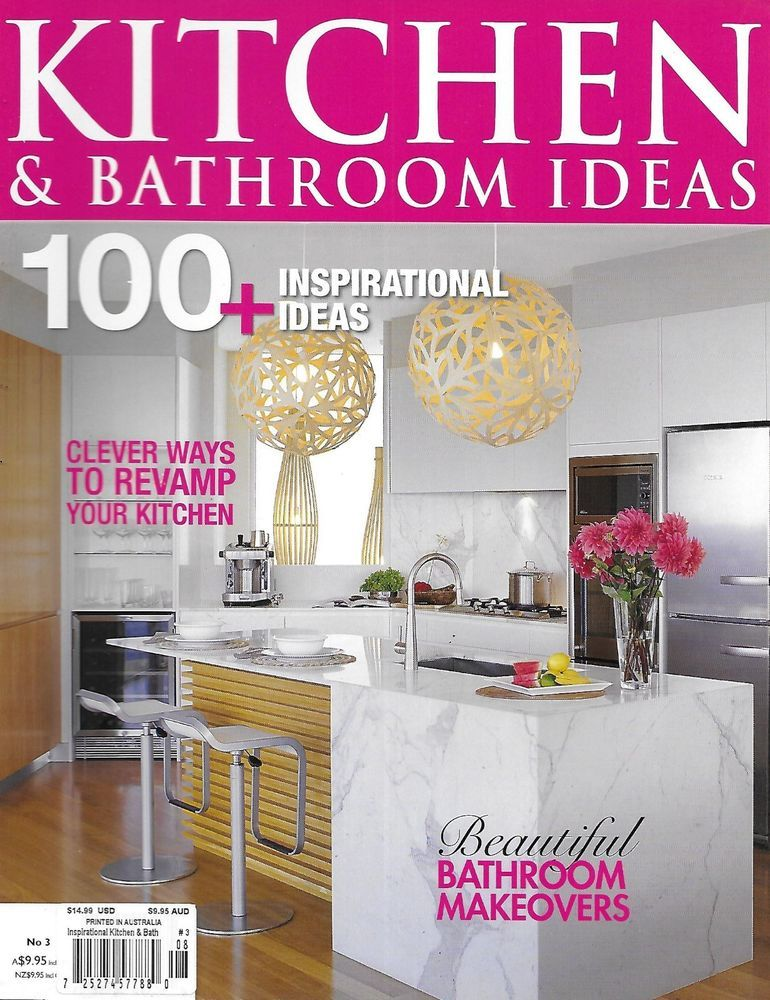 100 Beautiful Kitchens Magazine