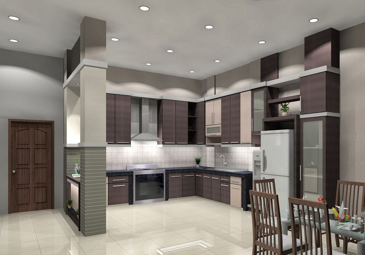 Interior Design Rumah Kecil