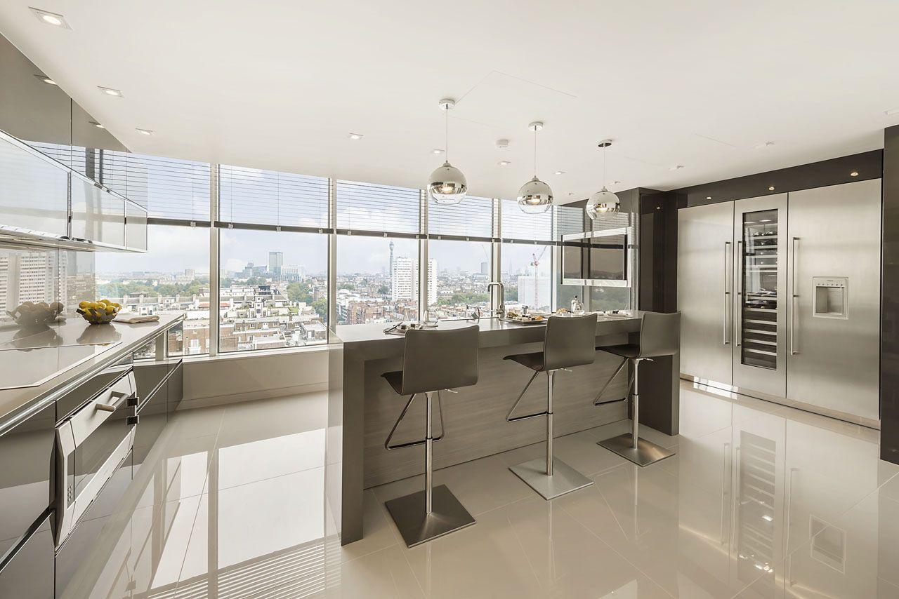 Kitchen Design Modern Mauritius