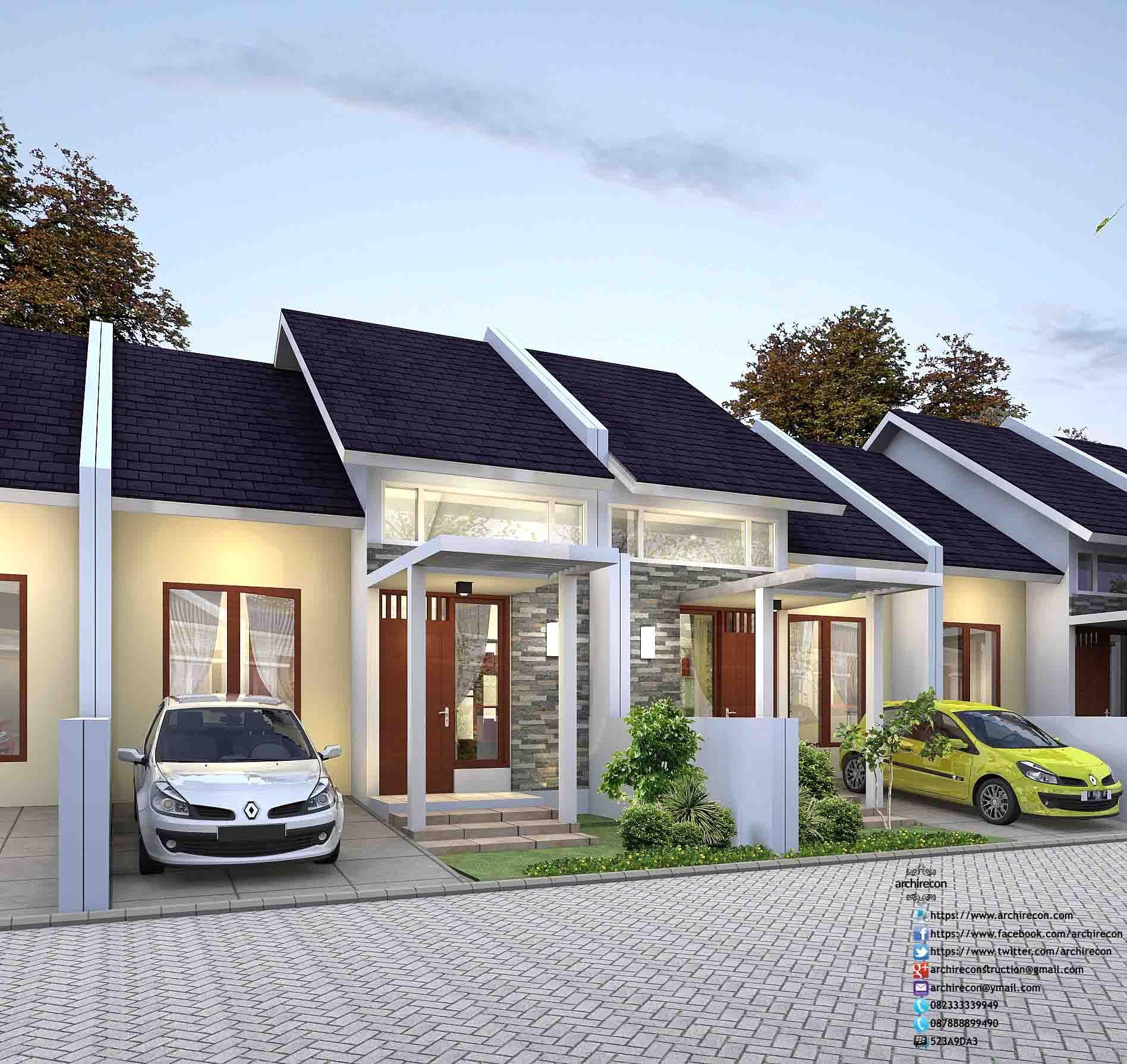 Design Interior Rumah Minimalis Type 36
