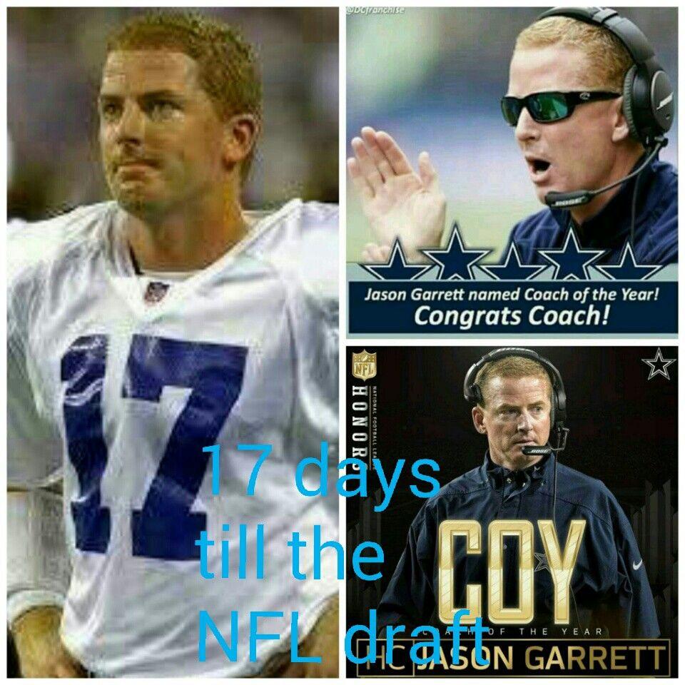 Jason Garrett Cowboys Jersey