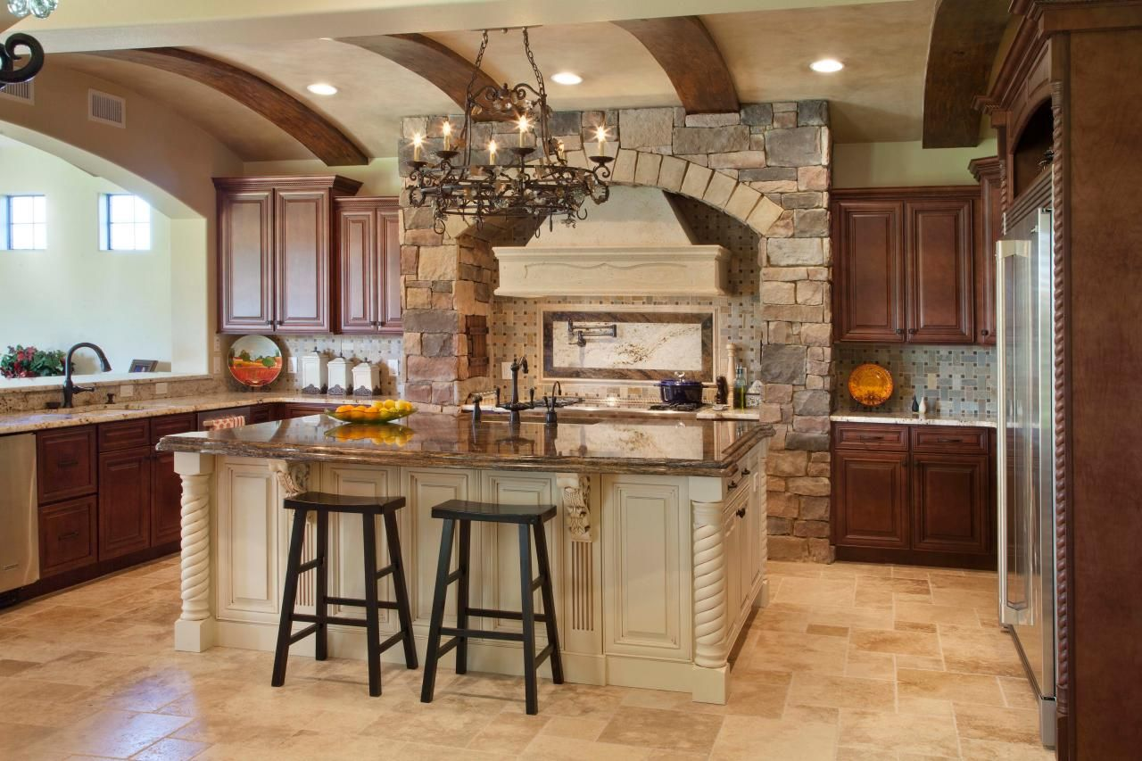 Pictures Of Beautiful Kitchens With Islands