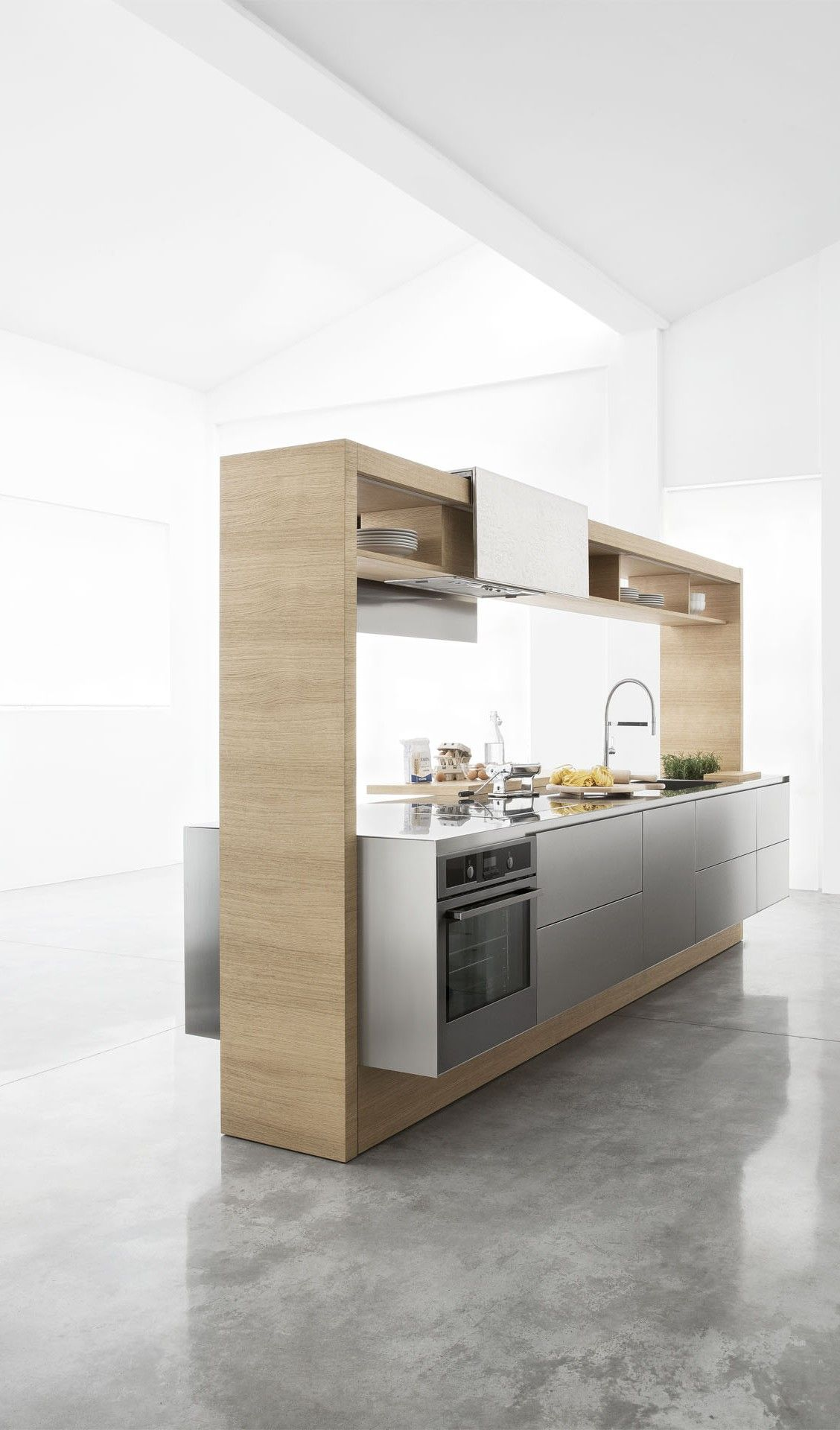 Modern Kitchen Minimalist Design