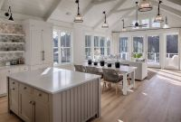 Modern Farmhouse Kitchens Images