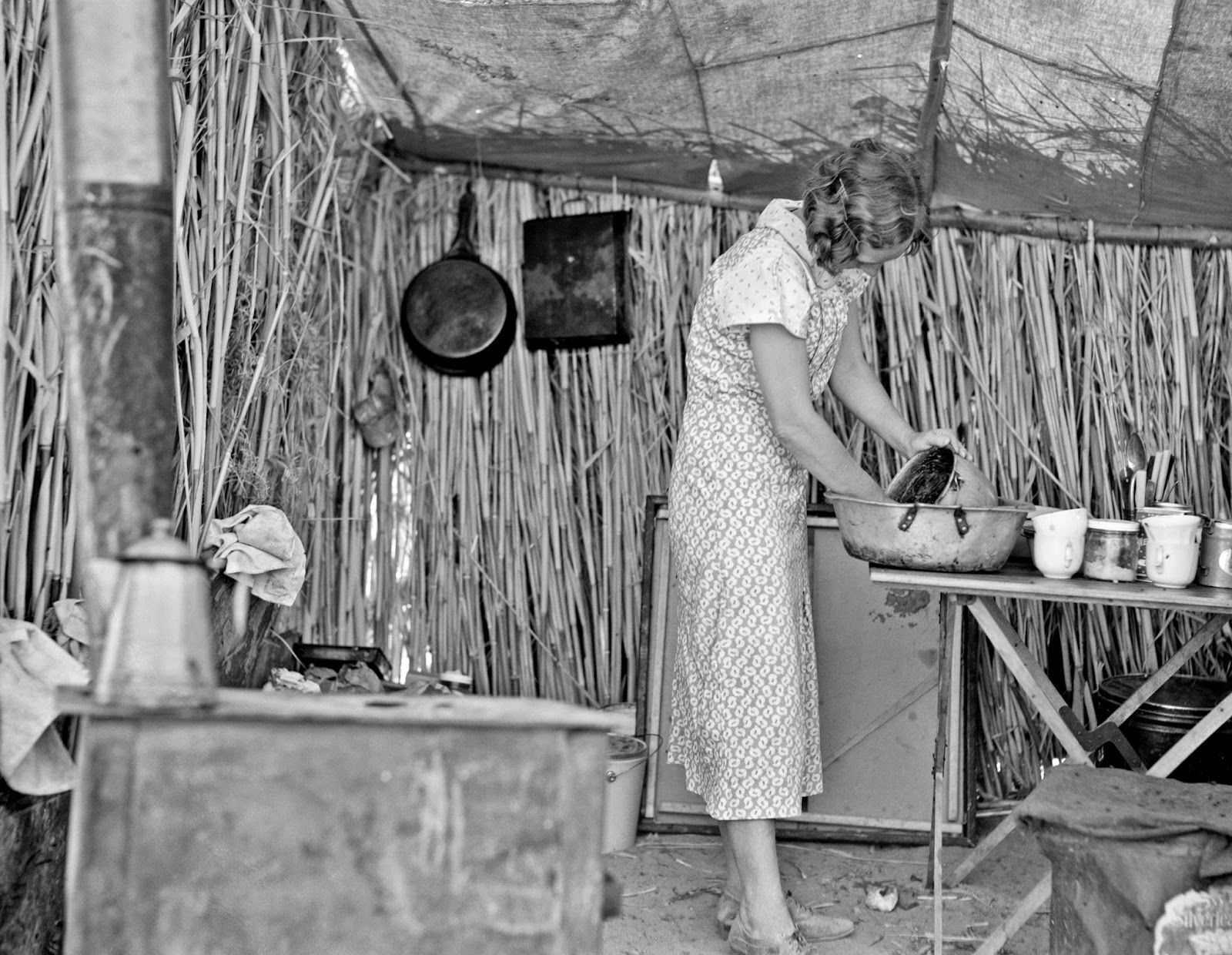 Dust Bowl Of The 1930s Definition