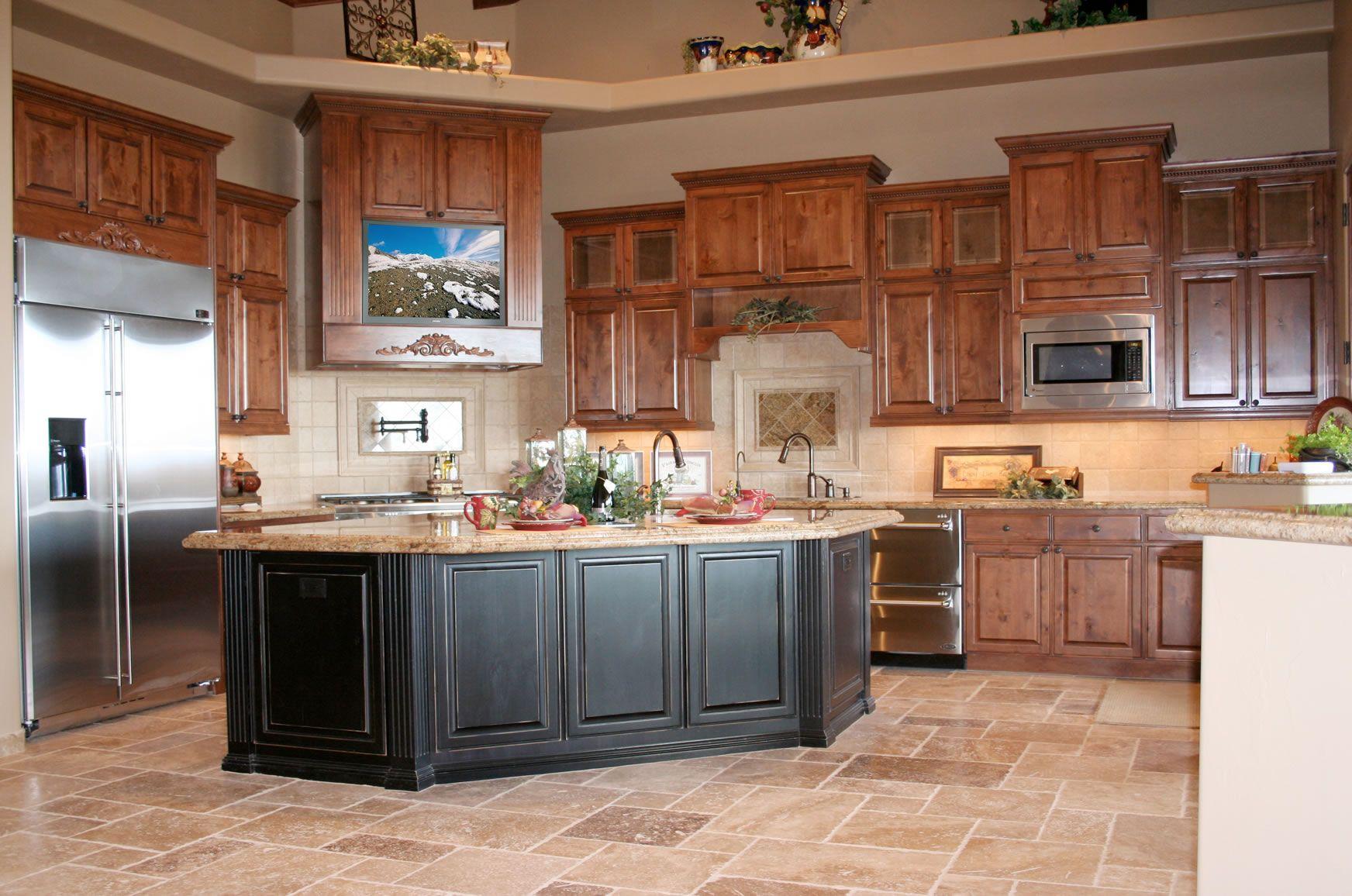 Oak Cabinets Kitchen Paint Color