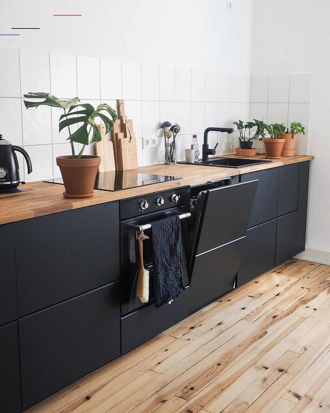 Kitchen Without Upper Cabinets Pinterest