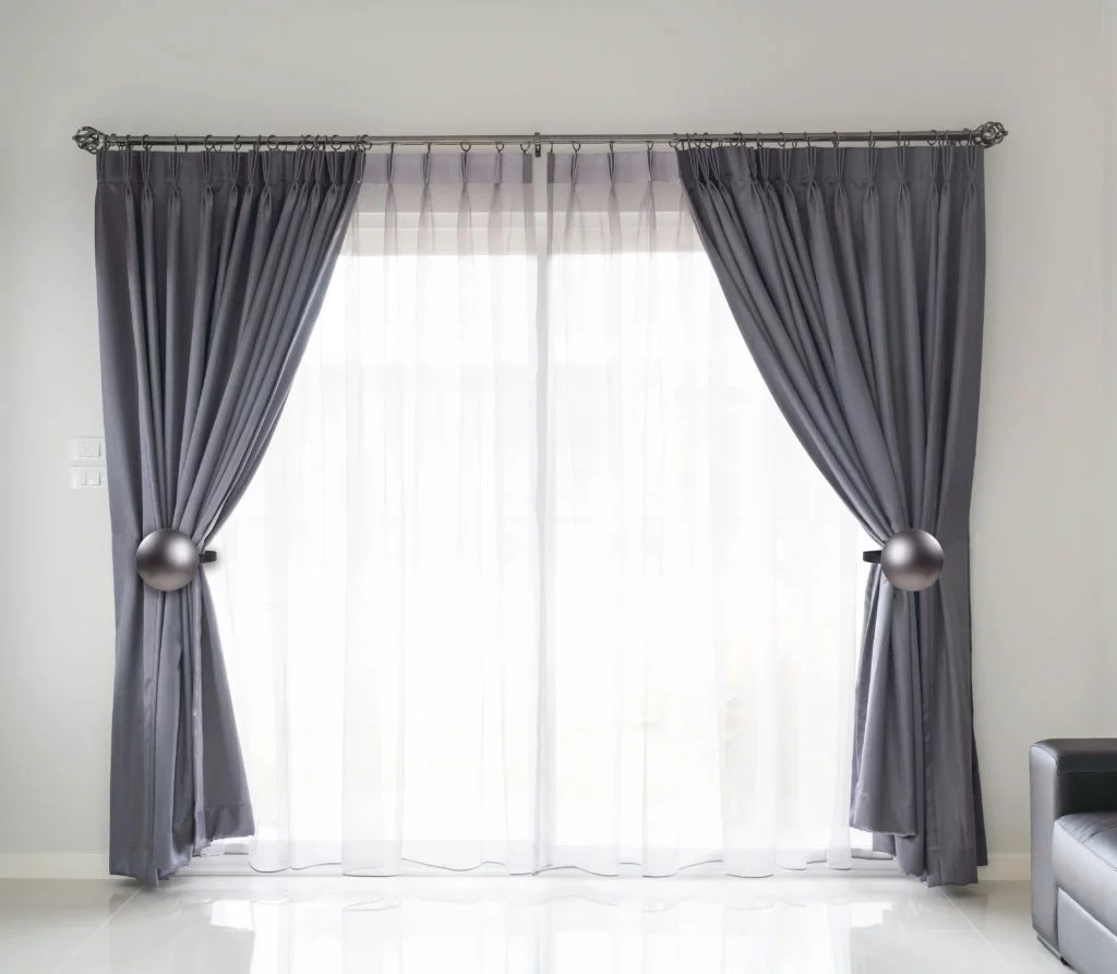 Curtain Rods Selection A Fit For Every Room Decorland Decorland
