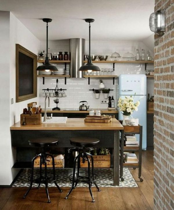 10 Small Kitchen Ideas That Prove Size Doesn't Always Matter on Small Kitchen Ideas  id=41753