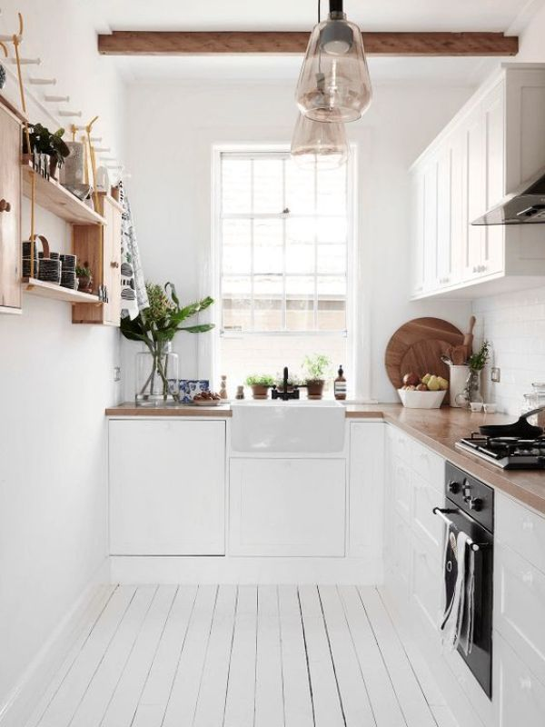 10 Small Kitchen Ideas That Prove Size Doesn\'t Always Matter