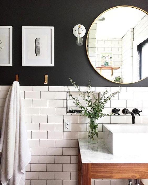 Black Accent Wall: Bold Black Accent Wall Ideas