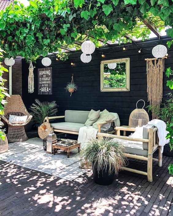 Outdoor Patio Design Ideas For Your Backyard