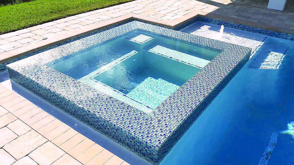 pool tiles option for your swimming pool