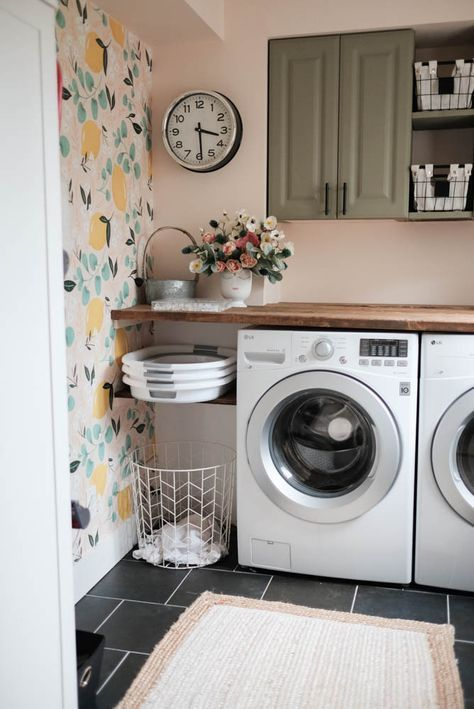 10 attractive laundry room paint color ideas to consider on paint for laundry room floor ideas images id=76958