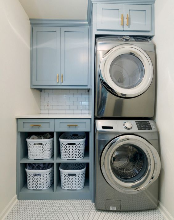 12 Amazing Small Laundry Room Ideas For Small Places on Amazing Laundry Rooms  id=37988