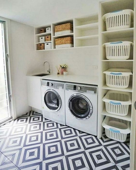 15 Perfect Small Laundry Room Storage Ideas To Consider on Small Laundry Room Organization Ideas  id=56156