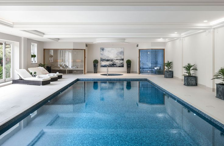 Pools : Indoor Swimming Pool Design & Construction