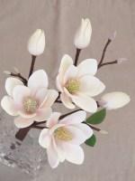 フラワーⅢの枝物 マグノリア(木蓮)