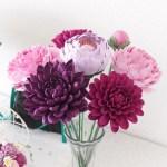 フラワー3 大輪の花