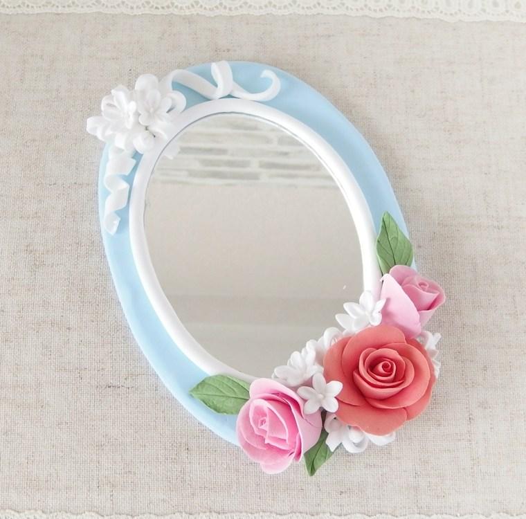 レッスン日和 ~ ブルー×ピンクが相性抜群!鏡のアレンジレッスン