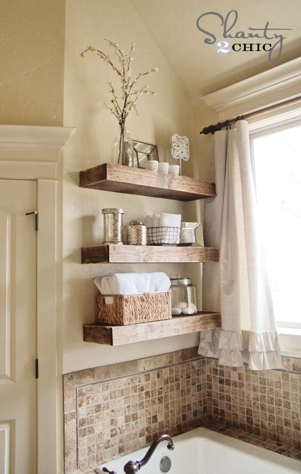 DIY Floating Shelf Tutorial