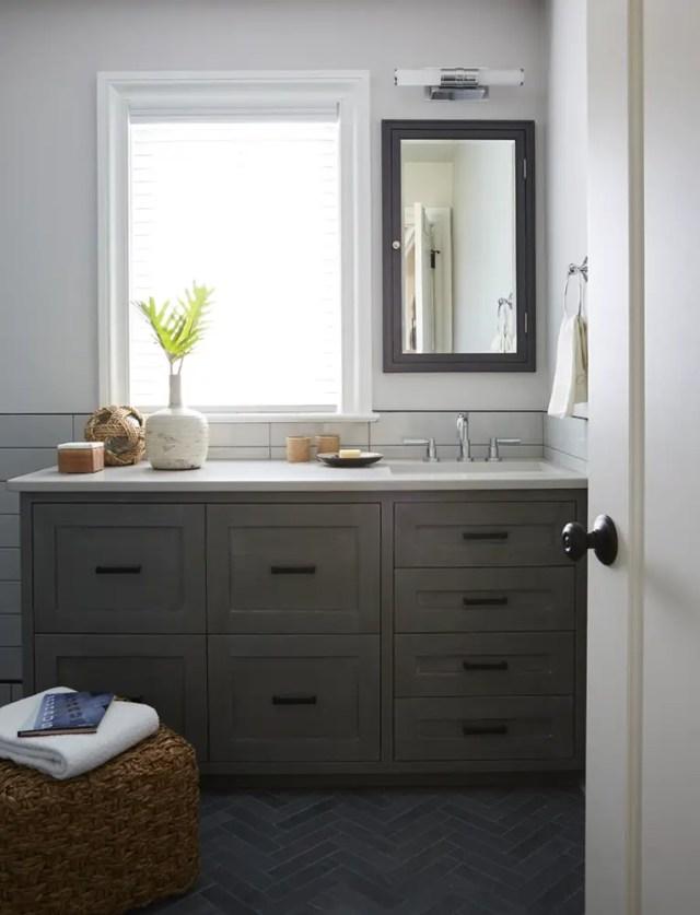 J. Patryce Design bathroom