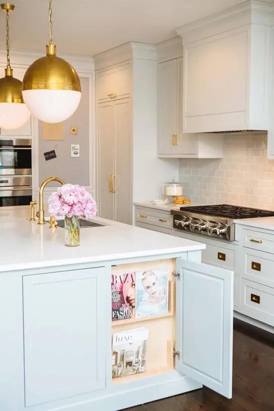 Leo Designs Chicago Kitchen