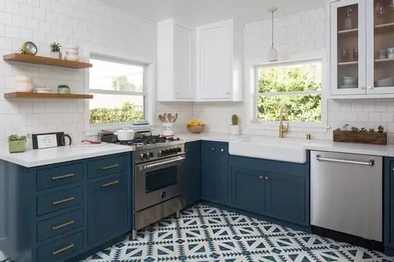 Kelly Martin designed kitchen